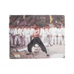 DGK BANNER BRUCE LEE WARRIOR - Click for more info