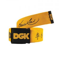 DGK BELT LEE LITTLE  DRGN GLD - Click for more info
