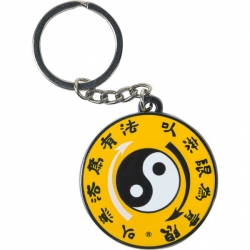 DGK KEYCHAIN BRUCE LEE YIN YAN - Click for more info