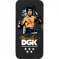 DGK PIN BRUCE LEE SCRATCH - Click for more info