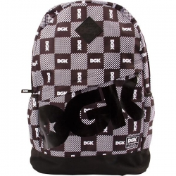 DGK BACKPACK ANGLE CHECK BLK - Click for more info