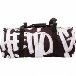 DGK DUFFLE BAG GETTING UP BLK - Click for more info