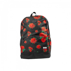 DGK BAG GROWTH BKPACK BK - Click for more info