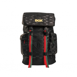 DGK BACKPACK PRIMO BLK - Click for more info