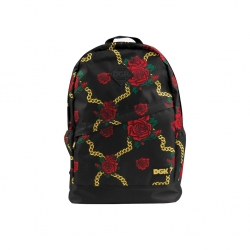 DGK BACKPACK LAVISH BLK - Click for more info