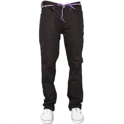 DGK JEAN ALL DAY 3 SLIM BLK 34 - Click for more info