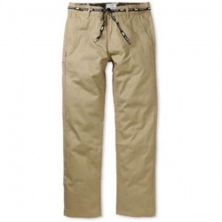 DGK CHINO WRKNG MAN 3 KHAKI 36 - Click for more info