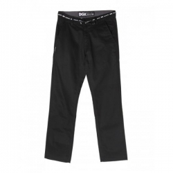 DGK CHINO WRKNG MAN BLK 28 - Click for more info