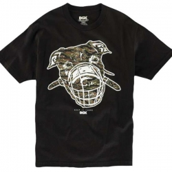 DGK TEE KEEP IT THORO BLK M - Click for more info