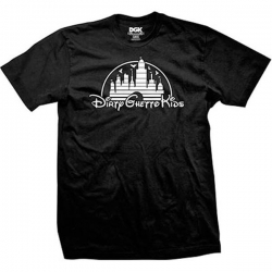 DGK TEE KINGDOM BLK M - Click for more info