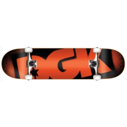 DGK COMP STENCIL 7.875 BLK/ORG - Click for more info