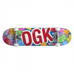 DGK COMP GHETTO FLVR MINI 7.25 - Click for more info