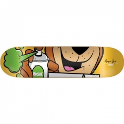 DGK DECK ICONIC QUISE 8.06 - Click for more info