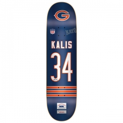 DGK DECK THROWBACK KALIS 8.1 - Click for more info