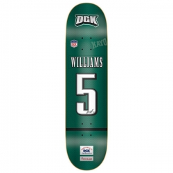 DGK DECK THROWBACK WILLMS 7.9 - Click for more info