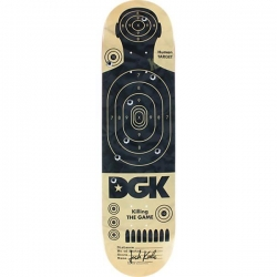DGK DECK KILLING GAME KALIS 8. - Click for more info