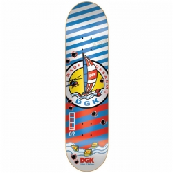DGK DECK ESTABLISHED WADE 8.1 - Click for more info