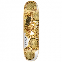 DGK DECK MEDALLION WILLIAMS 8. - Click for more info