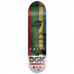 DGK DECK VS THE WRLD KALIS 8.0 - Click for more info