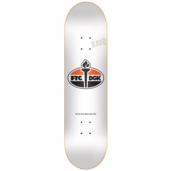 DGK DECK X FTC TORCH 8.25 - Click for more info