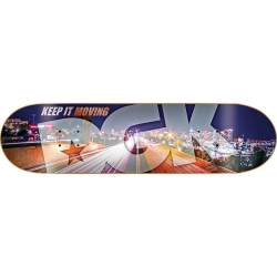 DGK DECK KEEP IT MOVING 8.1 - Click for more info