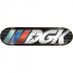 DGK DECK EUROSPORT 8.06 - Click for more info