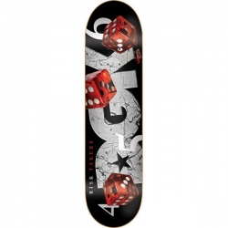 DGK DECK RISK TAKERS 8.1 - Click for more info
