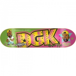 DGK DECK DEE GEE KIDS MQSE 8.0 - Click for more info