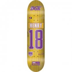 DGK DECK DRAFT PICKS HENRY 8.2 - Click for more info