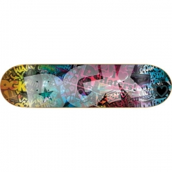 DGK DECK TRIPPY COLLAGE 7.8 - Click for more info