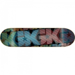 DGK DECK BLUR BLK 8.5 - Click for more info