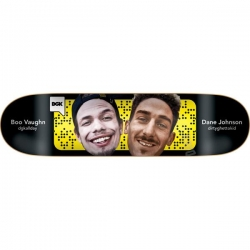 DGK DECK SWAP BOO N DANE 8.06 - Click for more info