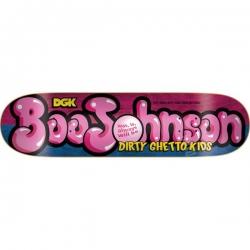 DGK DECK POPPIN JOHNSON 8.25 - Click for more info