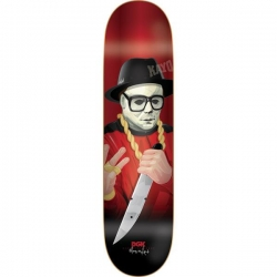 DGK DECK KILLERS QUISE 8.1 - Click for more info