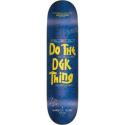 DGK DECK THING QUISE 8.06 - Click for more info