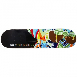 DGK DECK LOOT WILLIAMS 8.0 - Click for more info