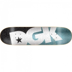 DGK DECK CONTRAST BLUE 8.06 - Click for more info