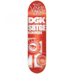 DGK DECK X SABOTAGE RIP 8.06 - Click for more info