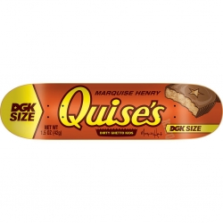 DGK DECK KING SIZE QUISE 8.1 - Click for more info