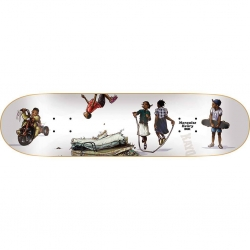 DGK DECK PLAYGROUND QUISE 8.06 - Click for more info
