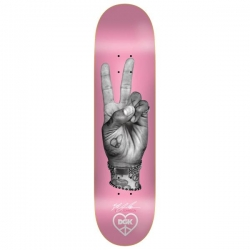 DGK DECK PEACE & LOVE BOO 8.25 - Click for more info