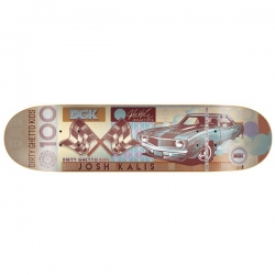 DGK DECK PAID KALIS 8.06 - Click for more info