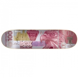 DGK DECK PAID WILLIAMS 8.25 - Click for more info