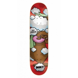 DGK DECK CLOUDED BOO 8.25 - Click for more info