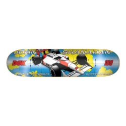 DGK DECK FULL TRHTLE SHNHN 8.2 - Click for more info