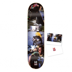 DGK DECK X GEE LOVE FREVR 8.25 - Click for more info
