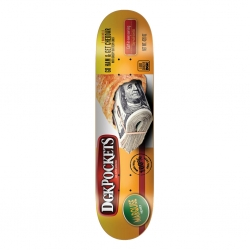 DGK DECK GHETTO SNCK QSE 8.25 - Click for more info