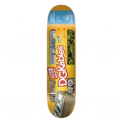 DGK DECK GHETTO SNCK WLMS 8.1 - Click for more info