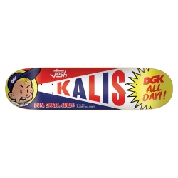 DGK DECK GHETTO GOODS KLIS 7.9 - Click for more info