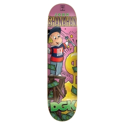 DGK DECK FROM NOTHING SHN 8.06 - Click for more info
